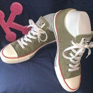 Converse All⭐️Star Olive Green Sz 8